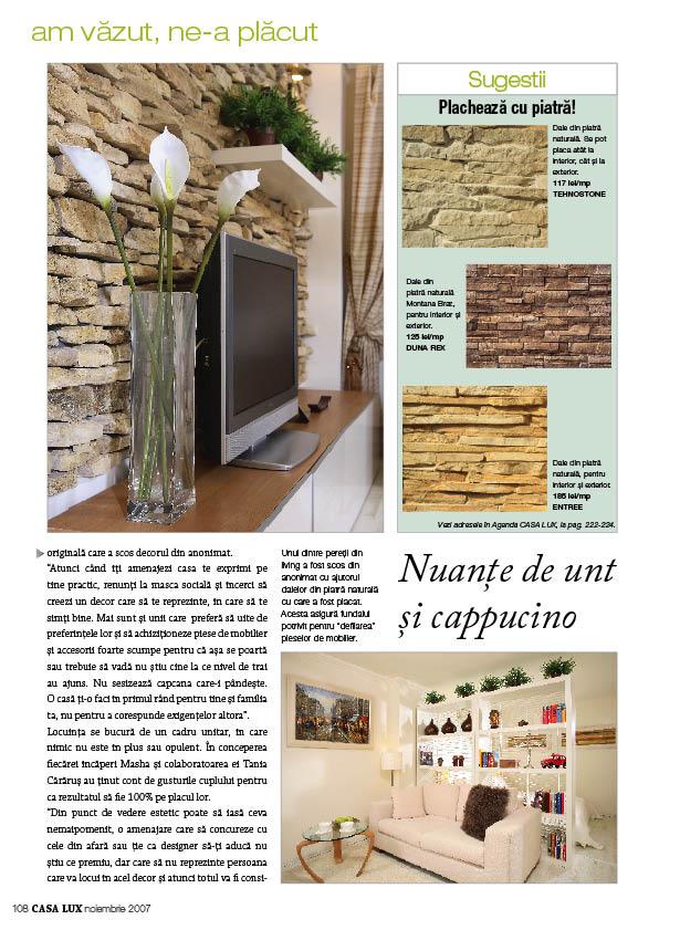 Casa Lux - Nov 2007 Residence 3