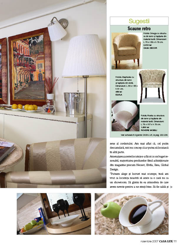 Casa Lux - Nov 2007 Residence 6