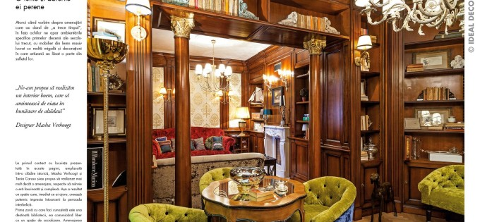 Interior NeoClasic