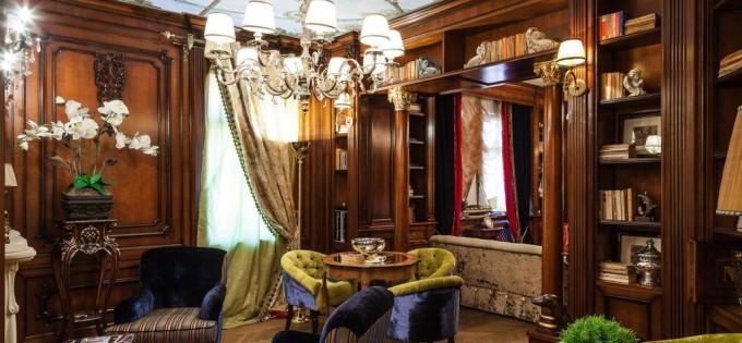 NeoClasic, dormitor si camera de zi